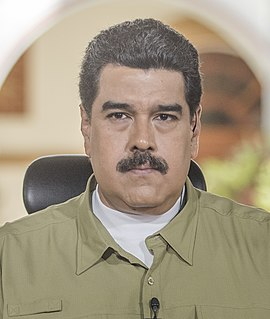 Presidency of Nicolás Maduro Venezuelan government period