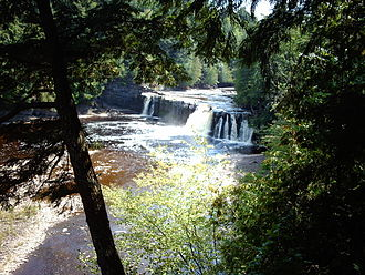 Presque Isle River - Presque Isle River
