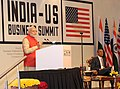 Prime Minister Modi at the India-U.S. Business Summit.jpg