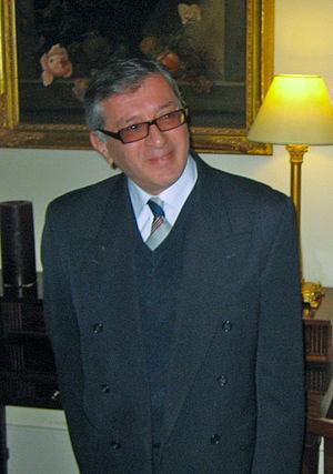 Nugzar Bagration-Gruzinsky - Image: Prince Nugzar of Georgia