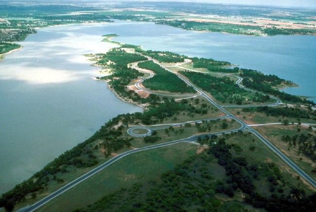 Proctor Lake, Texas