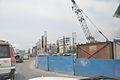 Proposed Hemanta Mukherjee Metro Station Under Construction - Eastern Metropolitan Bypass - Kolkata 2016-06-23 5112.JPG