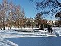Prydniprovskyi Park - Shtabnyi Square (02.12.18).jpg