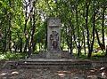 Psary, Pomnik żołnierzy Armii Czerwonej, poległych w walkach o wyzwolenie Psar 27 stycznia 1945 roku - fotopolska.eu (327875).jpg