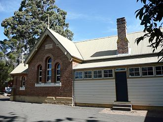 North Ryde, New South Wales - North Ryde Public School, established in 1877
