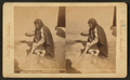 Pueblo woman sweeping her floor, by Continent Stereoscopic Company.png