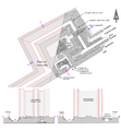 Puerta de Gibraltar planta y alzado.png