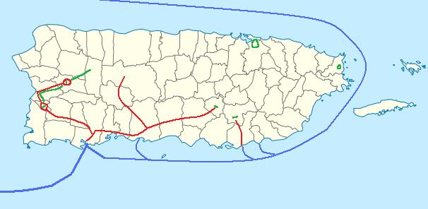 Puerto Rico Expedition