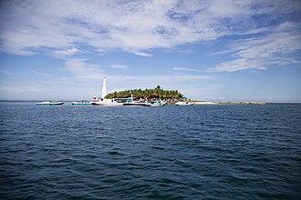 Makassar Strait - Image: Pulau Beras Basah