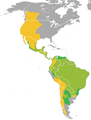 Puma (genus) range.png