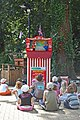 Punch and Judy, Sandy Balls Holiday Centre - geograph.org.uk - 936292.jpg