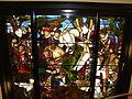 Queen Elizabeth 1 stained glass window.JPG