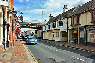 Market Rasen town and civil parish in the West Lindsey district of Lincolnshire, England
