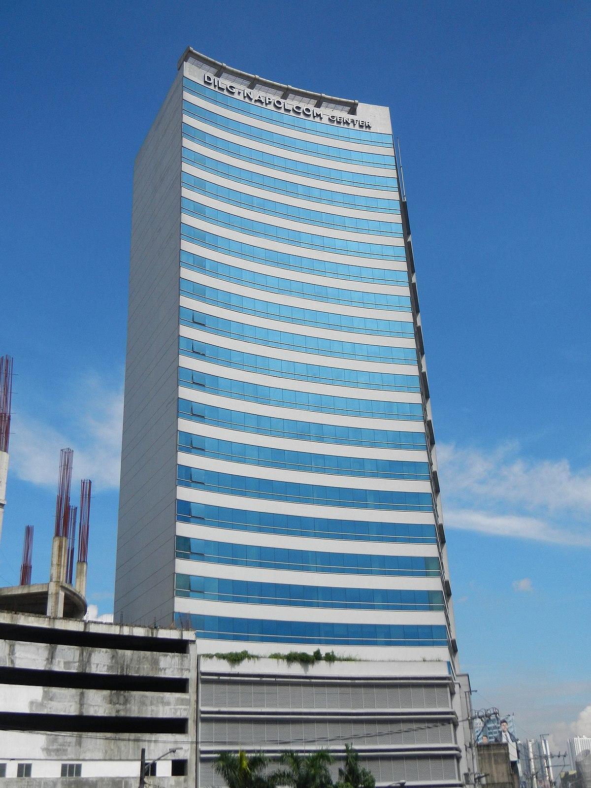 Dilg Napolcom Center Wikipedia