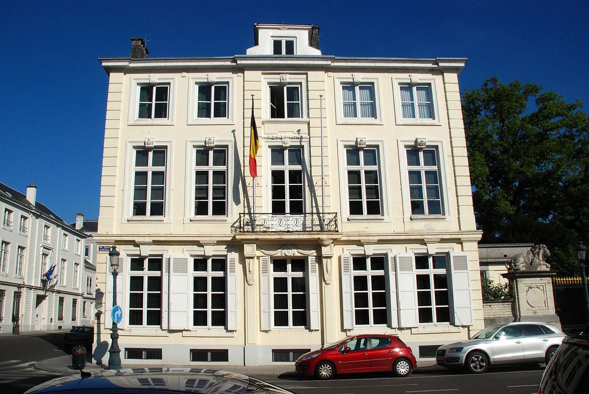 Residence of the prime minister of belgium wikidata - Cabinet du ministre de l interieur ...