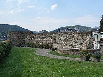 Boppard - Late Roman castrum
