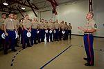 R.S. Phoenix appoints new Sgt. Maj. Gomes, bids farewell to Sgt. Maj. Mains 130724-M-XK427-825.jpg