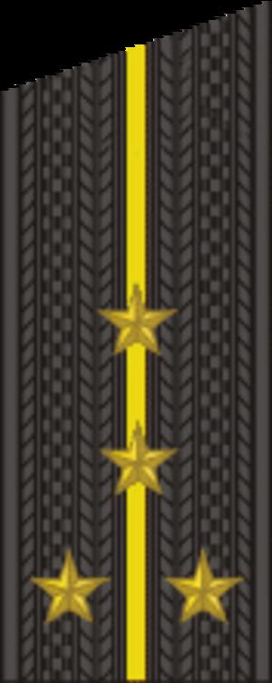 Captain lieutenant - Image: RAF N F2 Kapt Lt 2010–