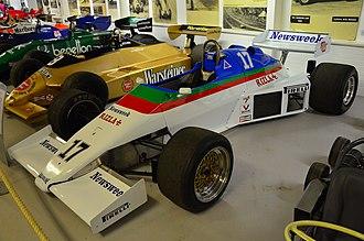 RAM Racing - The RAM March 01.