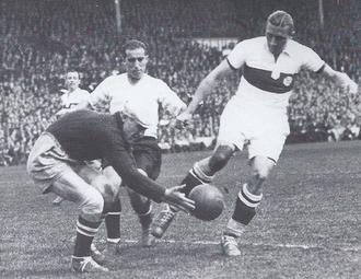 Jules Vandooren - Jules Vandooren (right), 1939