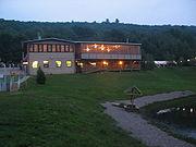 "The ""Paradise"" resort in Catskills"