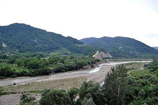 Giurgiu River (Zăbala)