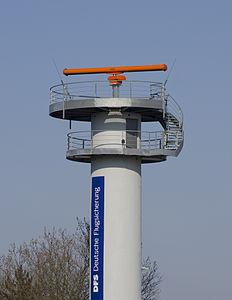 Radar tower airport Frankfurt - Radarturm Flughafen Frankfurt - 01b.jpg