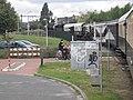 Rail crossing VSM - Laan van de Mensenrechten - Apeldoorn - 2010 - panoramio (1).jpg