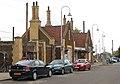 Railway station frontage, Downham Market - geograph.org.uk - 1351804.jpg