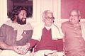 Rajan, TN Krishnan and Kumar Gandharva.jpg