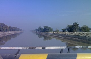 Indira Gandhi Canal canal in India