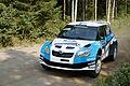 Rally Finland 2010 - shakedown - Matti Rantanen 1.jpg