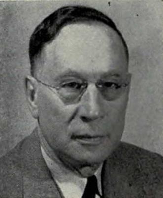 Ralph W. Aigler - Ralph Aigler, 1951
