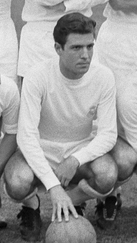 Picture of Marcos  Llorente Grandfather, called Ramón Grosso