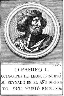 Ramiro I of Asturias httpsuploadwikimediaorgwikipediacommonsthu