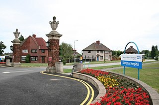 Rampton Secure Hospital Hospital in Nottinghamshire, England