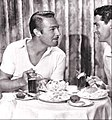 Randolph Scott and Cary Grant over a seafood lunch.jpg