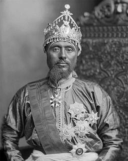 Makonnen Wolde Mikael Ethiopian prince