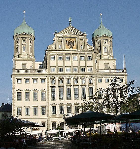 File:Rathaus Augsburg.jpg