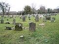 Rear of Ropley Churchyard - geograph.org.uk - 1182341.jpg