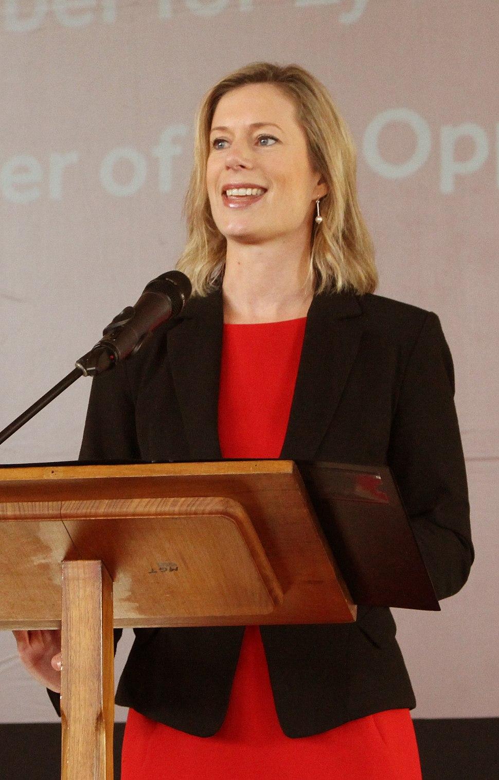 Rebecca White MP