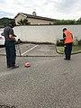 Recherche problème électrique ENEDIS - rue centrale à Beynost.JPG