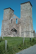 Reculver Abbey in Kent.jpg
