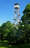 Red Hill Fire Observation Station