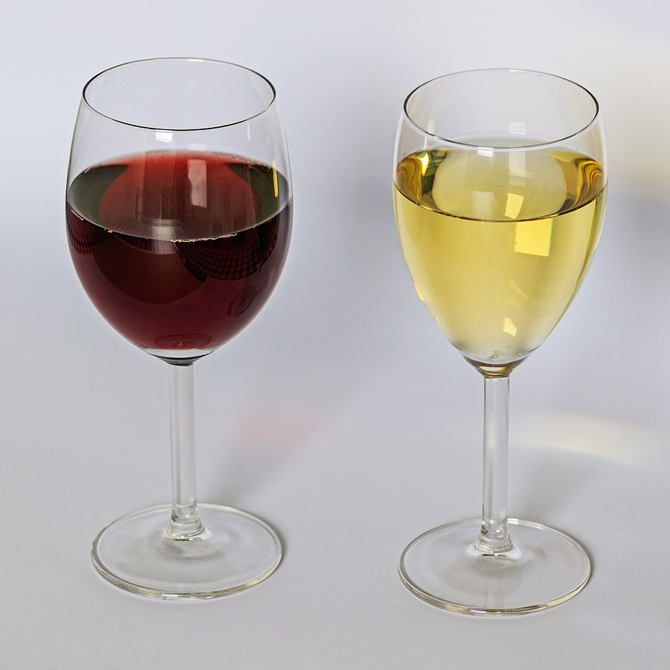 Red and white wine 12-2015