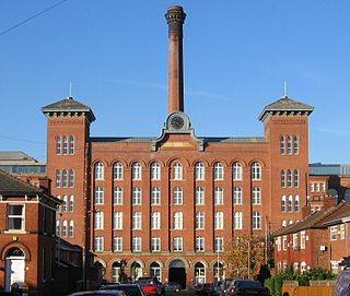 Houldsworth Mill, Reddish