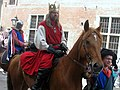 Reenactment of the entry of Casimir IV Jagiellon to Gdańsk during III World Gdańsk Reunion - 010.jpg