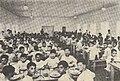 Refeitorio da Colonia de Ferias da CP - GazetaCF 1475 1949.jpg