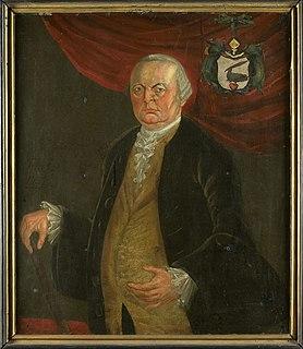 Reynier de Klerck Dutch colonial governor