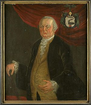 Reynier de Klerck - Reinier de Klerk in 1777